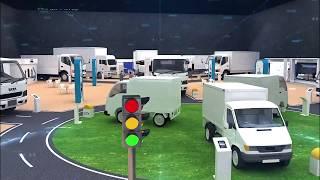 Tata Motors E commerce 360° Expo at Gurugram.