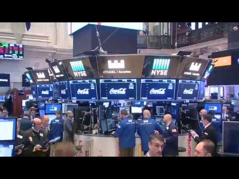 Wall Street suffers biggest two-day drop since 2016