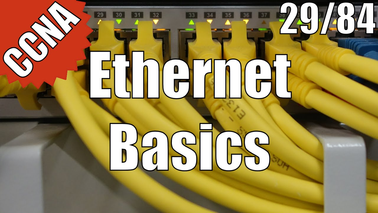 Ccnaccent 200 120 ethernet basics 2984 free video training course ccnaccent 200 120 ethernet basics 2984 free video training course baditri Images