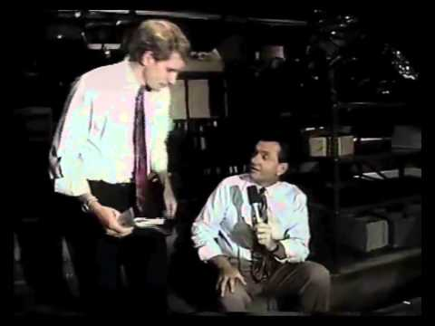 Bryan Norcross - Hurricane Andrew - 1992 Peabody Award Acceptance Speech