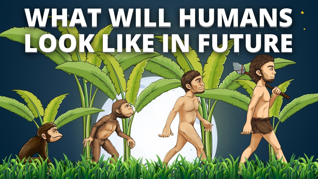 What Will Humans Look Like in Future?