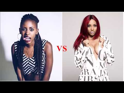 Nadia Nakai vs Gigi Lamayne MTV BASE Freestyle. (Which is better?)