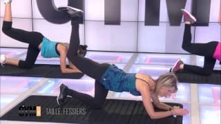 Exercice de la Taille et des Fessiers - Renforcement musculaire 103
