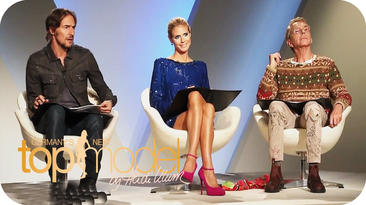 Germanys Next Topmodel Jury