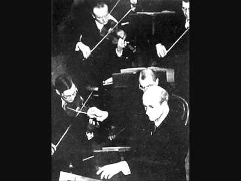 "Wilhelm Furtwängler ""Grosse Fuge""  Beethoven 1954"