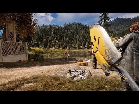 Far Cry 5 Stealth Kills (Outpost Liberation)