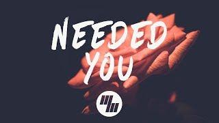 Illenium Needed You Lyrics Jason Ross Remix Ft Dia Frampton
