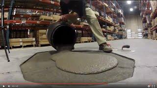 Fishman - Concrete Overlay Repair, How-To | Ardex TRM
