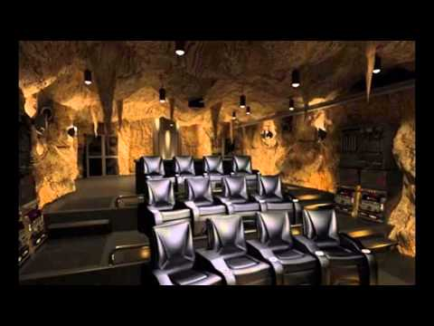 Home Theater Color Schemes Ideas