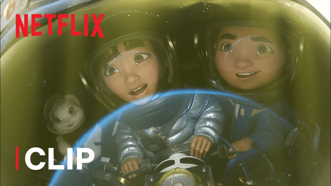 Welcome to Lunaria 🌙 OVER THE MOON | Netflix Futures