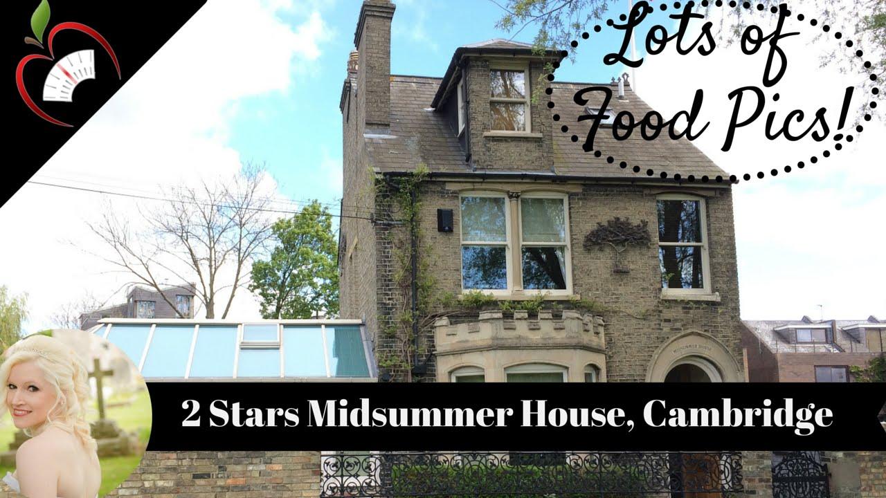 Midsummer House Restaurant Cambridge 2 michelin stars midsummer house restaurant review