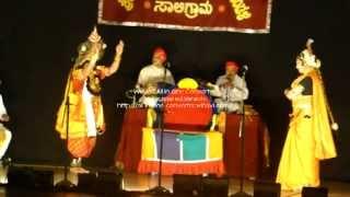 Yakshagana by Kondadakuli Ramachandra Hegade