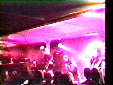 Cradle of Filth live 1993 A Crescendo of Passion Bleeding