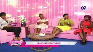 PAROLES DE FEMMES DU 12 12 2017 LES AMOURS DE DECEMBRE EQUINOXE TV