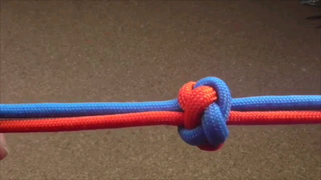 The Two Strand Diamond Knot