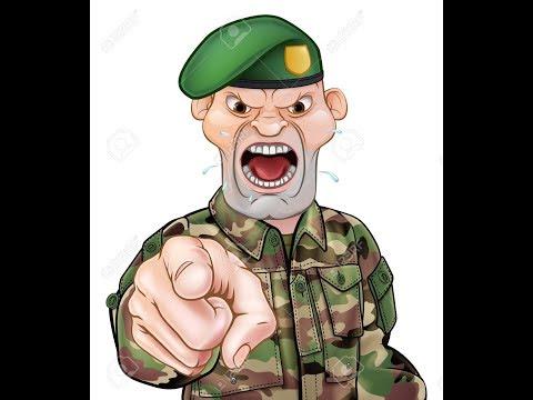 👨✈️ Как служат в Бундесвере-немецкой армии.. 🎒  (рассказ очевидца).