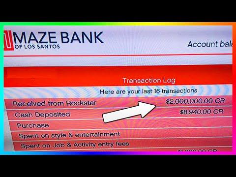 GTA 5 Online - Rockstar Refunding MILLIONS Of Dollars Back To Users In GTA Online!? (GTA V)