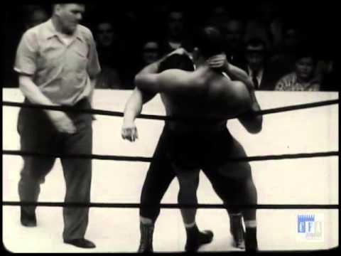Lou Thesz vs. The Mighty Atlas (03/30/1951)