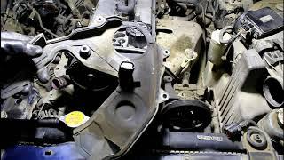 Mitsubishi Pajero iO 4G93 Мицубиси Паджеро ИО 1999года Замена маслосъемных колпачков  4часть  запуск