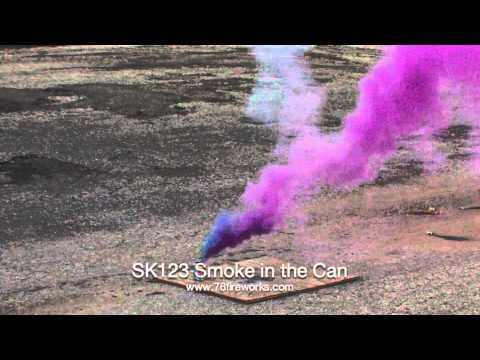 SK123 Smoke in the Can