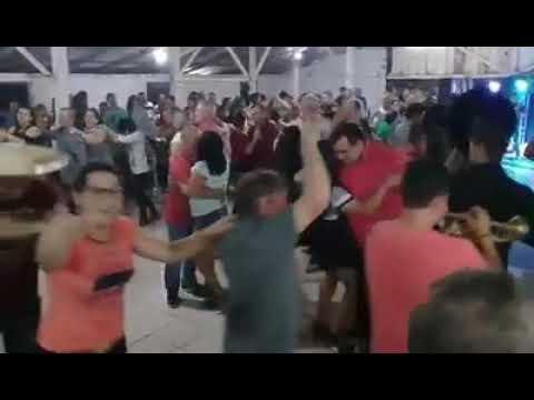 Bailão na Restinga Seca Alegria RS