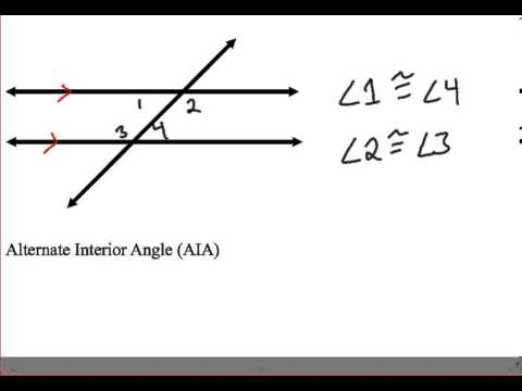 Line  Angle Relationships - YouTube