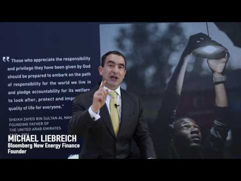 Michael Liebreich wants you to know more about the largest prize in renewable energy