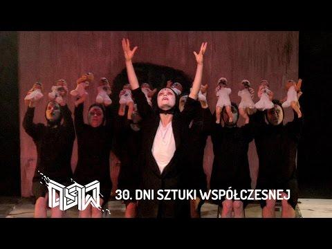 Mój niepokój ma przy sobie broń - Dni Sztuki Współczesnej 2015 Białystok