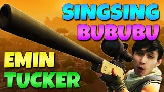 SINGSING & BUBUBU & TUCKER & EMIN STACK - Fortnite Battle Royale Highlights #24
