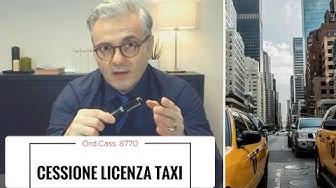 Cessione licenza taxi : insufficienti le indagini su internet