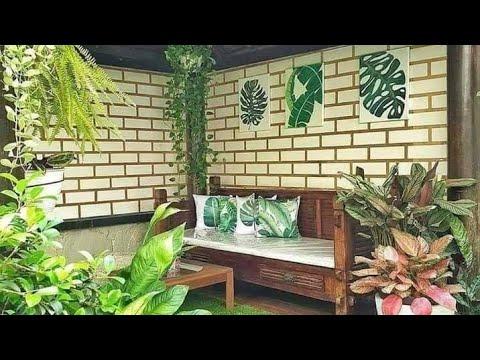 ide dekorasi teras minimalis perkotaan - youtube