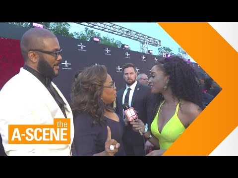 Tyler Perry Studios grand opening: A celebrity who's who