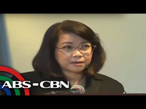 ANC Live: Sereno: We don't have to 'reinvent' existing Constitution