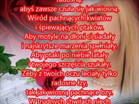 Imieniny Agnieszki Youtube