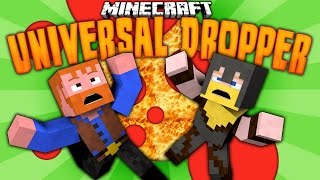 Minecraft ★ UNIVERSAL DROPPER (Part 2) - Dumb & Dumber