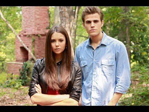 Стефан и Елена \\\  Почему ты не со мной?