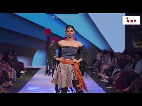 Madhavi Patil Inifd Kothrud Student At Fashion Scout Youtube