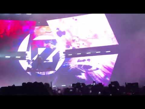 Zedd Echo Tour 2018 Tokyo   The Middle