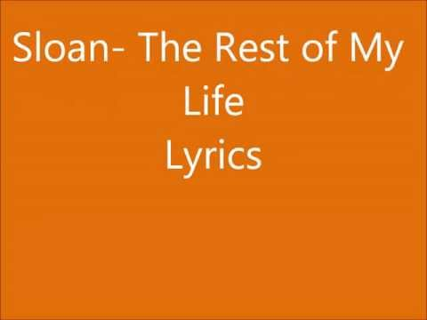 The Rest of My Life [HD Lyrics on Screen]