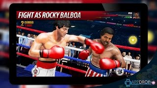 Real Boxing 2 ROCKY Android Gameplay [1080p] (by Vivid Games)