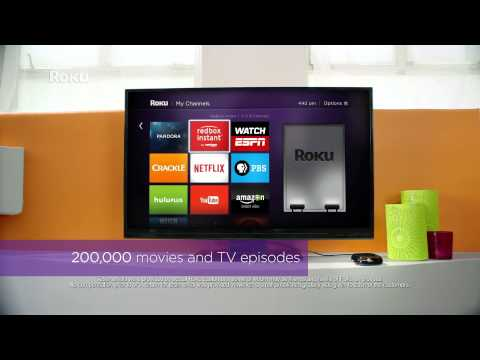 Roku Television Commercial