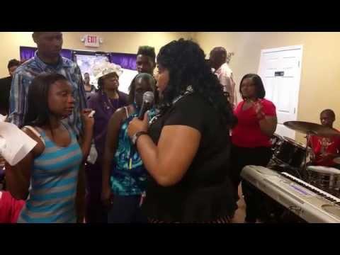 Prophetess Nancy T Brown Deliverance Altar Ministry