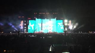 Tiziano Ferro - Lo Stadio (Roma, 26 giugno 2015)