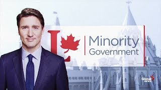 Canada Election: Justin Trudeau wins minority government
