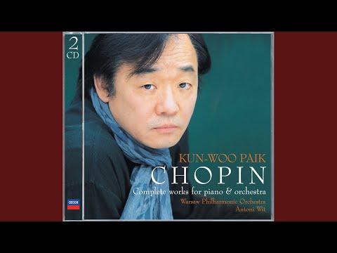 Chopin: Piano Concerto No.1 In E Minor, Op.11 - 1. Allegro Maestoso