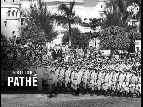 To Run For Presidency Aka Colonel Batista To Run For Cuba President (1940)
