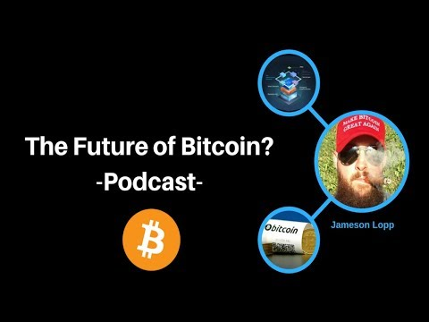 The Future of Bitcoin And How we will get there: Jameson Lopp
