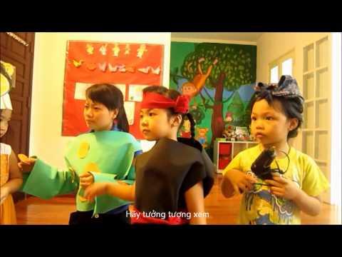 Koolkid vì môi trường - Trường mầm non Koolkid Mỹ Đình