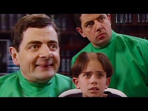BARBER Bean | Mr Bean Full Episodes | Mr Bean Official