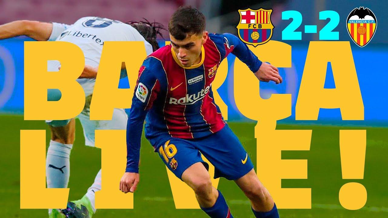 Valencia vs. Barcelona free live stream (5/2/21): How to watch La ...